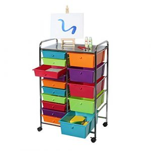 teaching supplies carts